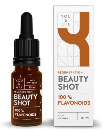 You & Oil Beauty Shot Sérum Facial N4 Regenerador com Flavonoides 10ml