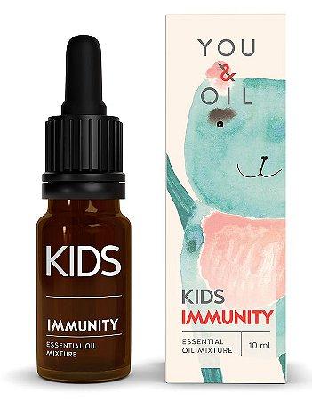 You & Oil Kids Imunidade - Blend Bioativo de Óleos Essenciais 10ml