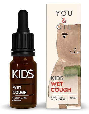 You & Oil Kids Tosse com Secreção - Blend Bioativo de Óleos Essenciais 10ml