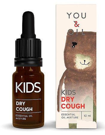 You & Oil Kids Expectorante - Blend Bioativo de Óleos Essenciais 10ml