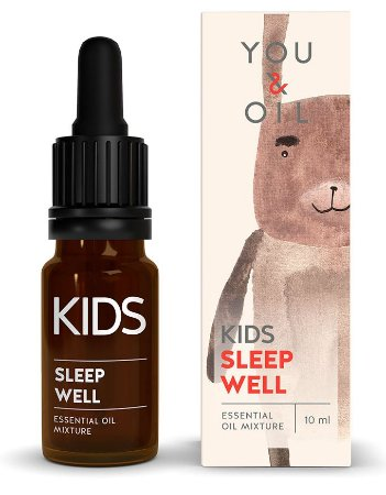 You & Oil Kids Durma Bem - Blend Bioativo de Óleos Essenciais 10ml