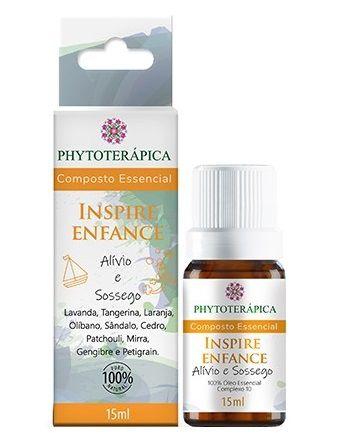 Phytoterápica Composto Essencial Inspire Enfance - Alívio e Sossego 15ml