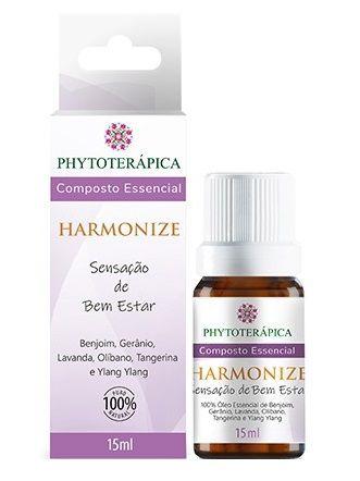 Phytoterápica Composto Essencial Harmonize - Sensação de Bem-Estar 15ml
