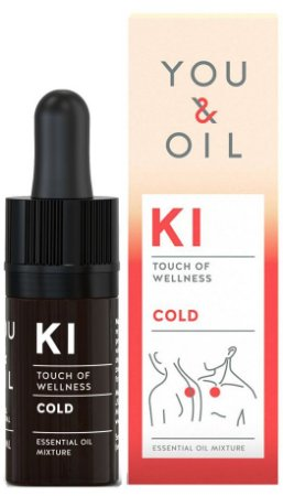 You & Oil KI Resfriado - Blend Bioativo de Óleos Essenciais 5ml
