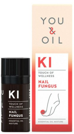 You & Oil KI Fungos nas Unhas - Blend Bioativo de Óleos Essenciais 5ml