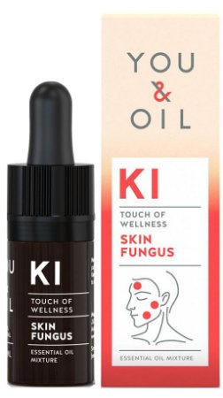 You & Oil KI Fungos na Pele - Blend Bioativo de Óleos Essenciais 5ml