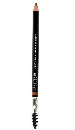 Benecos Lápis de Sobrancelhas Eyebrow Designer Gentle Brown 1,13g