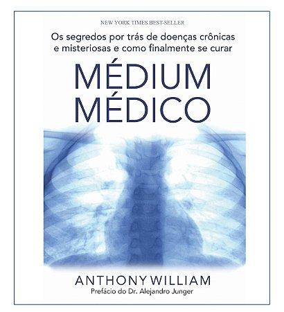 Ed. Laszlo Livro Médium Médico