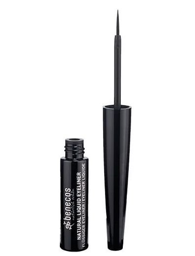Benecos Delineador Liquid Eyeliner Black 3ml