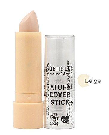 Benecos Corretivo Cover Stick Beige 4,5g