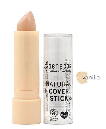 Benecos Corretivo Cover Stick Vanilla 4,5g