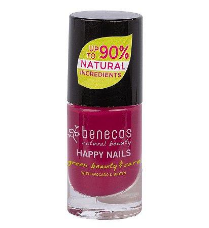 Benecos Esmalte Happy Nails Nail Polish Wild Orchid 5ml
