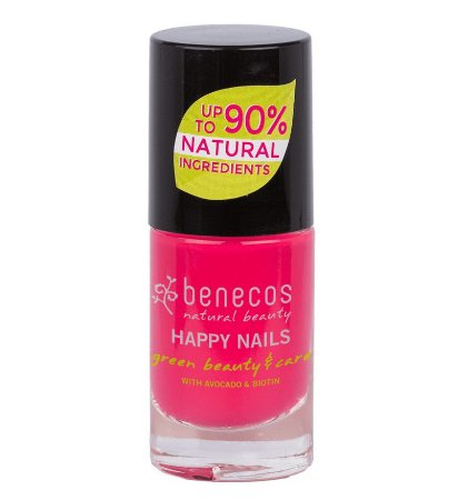 Benecos Esmalte Happy Nails Nail Polish Oh Lala! 5ml