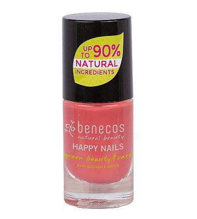 Benecos Esmalte Happy Nails Nail Polish Flamingo 5ml