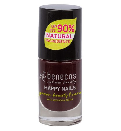 Benecos Esmalte Happy Nails Nail Polish Vamp 5ml