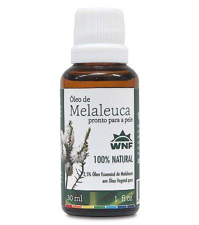 WNF Óleo de Melaleuca / Tea Tree Pronto Para a Pele 30ml