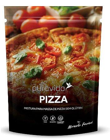 Puravida Mistura Para Massa de Pizza Sem Glúten 400g