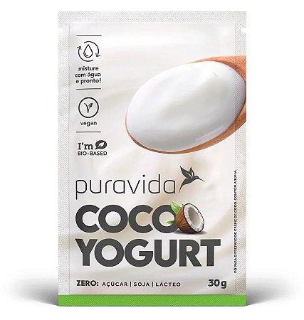 Puravida Coco Yogurt - Iogurte Vegano