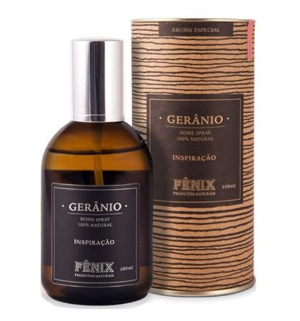Fênix Home Spray Gerânio 100ml