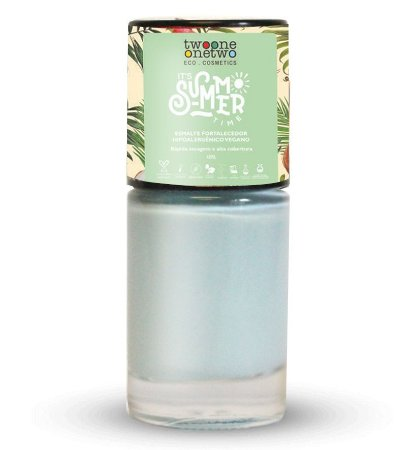 Twoone Onetwo It's Summer Time Esmalte Hipoalergênico 632 Light Blue 10ml