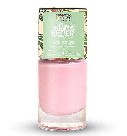 Twoone Onetwo It's Summer Time Esmalte Hipoalergênico 637 Primrose Pink 10ml