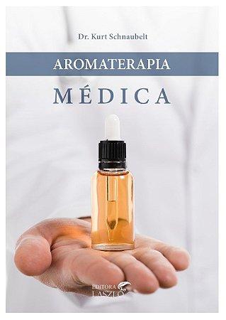 Ed. Laszlo Livro Aromaterapia Médica