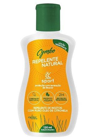 Cymbo Repelente Natural Sport Loção Hidratante 120ml