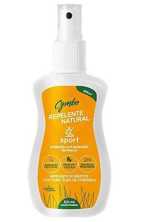 Cymbo Repelente Natural Sport Spray Corporal 120ml