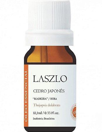 Laszlo Óleo Essencial de Cedro Japonês 10,1ml