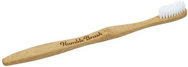 The Humble Co. Escova Dental de Bambu Biodegradável Adulto Soft 1un