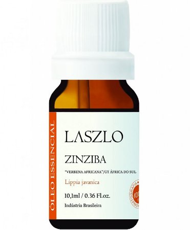 Laszlo Óleo Essencial de Zinziba (Verbena Africana) 10,1ml