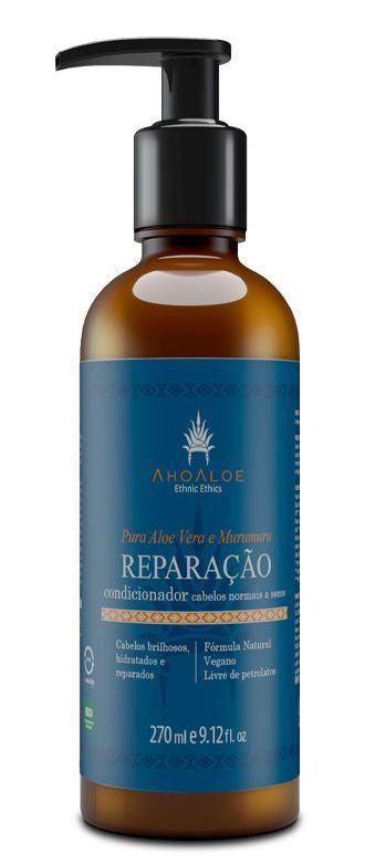 AhoAloe Condicionador Reparação Aloe Vera e Murumuru 270ml