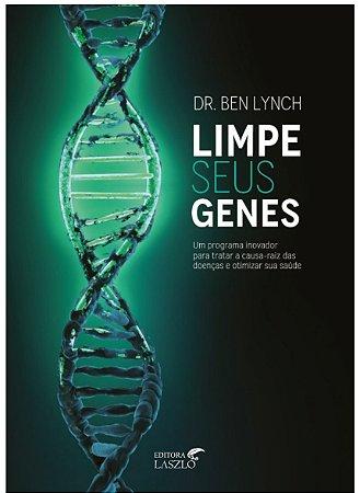 Ed. Laszlo Livro Limpe Seus Genes