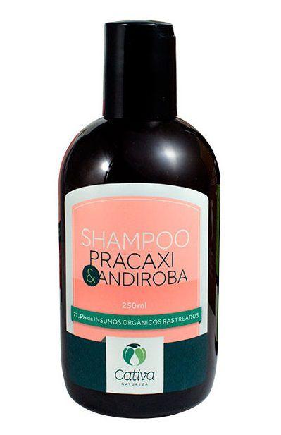Cativa Natureza Pracaxi e Andiroba Shampoo Hidratante 250ml