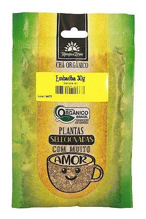 Kampo de Ervas Chá de Embaúba Orgânico Fracionado 30g