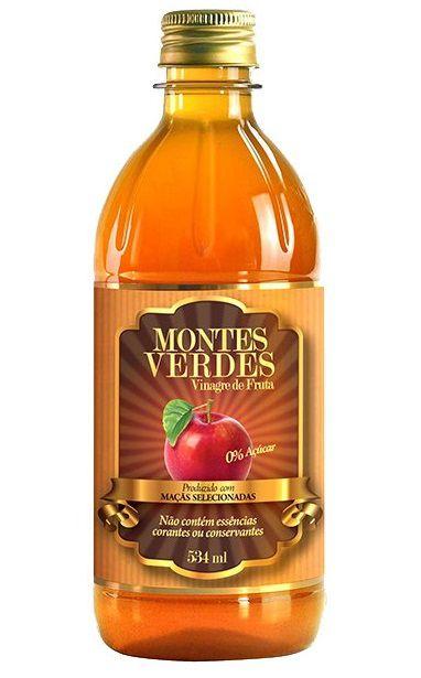 Montes Verdes Vinagre de Maçã 530ml