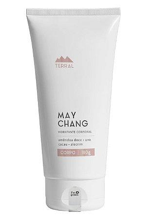 Terral Natural Hidratante Corporal May Chang 180g