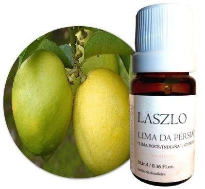 Óleo Essencial de Lima da Pérsia (Lima Doce / Indiana) - GT Brasil 10,1ml - Laszlo