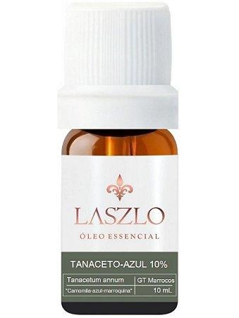 Laszlo Óleo Essencial de Tanaceto Azul 10% - GT Marrocos 10,1ml