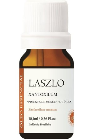 Óleo Essencial de Xantoxilum (Pimenta de Monge) - GT Índia 10,1ml - Laszlo