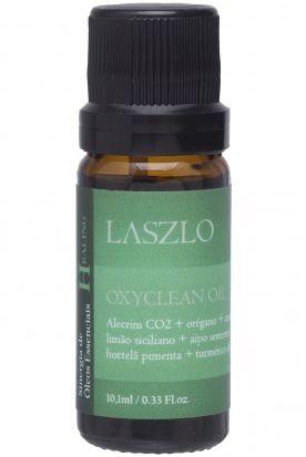 Laszlo Sinergia Oxyclean Oil com Óleos Essenciais 10,1ml
