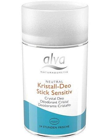 Desodorante Stick Kristall Sensitive 90g - Alva