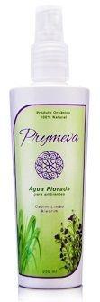 Água Florada para Ambientes Capim Limão e Alecrim com Florais de Bach 250ml - Prymeva