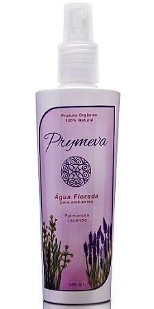 Prymeva Palmarosa e Lavanda Água Florada para Ambientes 250ml