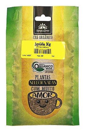 Kampo de Ervas Chá de Aquileia Orgânico Fracionado 30g