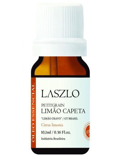 Laszlo Óleo Essencial de Petitgrain Limão Capeta (Cravo) 10,1ml