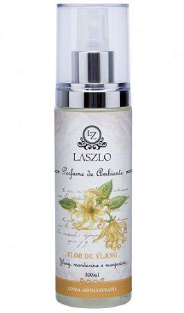 Laszlo Borrifador de Ambiente Flor de Ylang 200ml