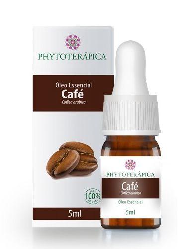 Phytoterápica Óleo Essencial de Café (Torrado) CO2 5ml