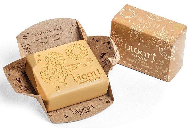 Bioart Sabonete Tratamento Revitalizante Argila Dourada 100g