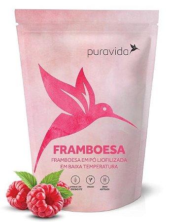 Puravida Framboesa - Extrato em Pó Liofilizado 100g